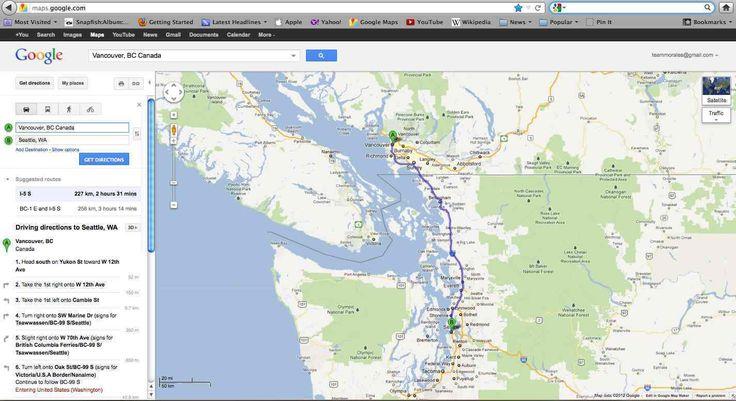 Google Maps Help Your Kids Follow Your Travel Journey - Kid World Citizen