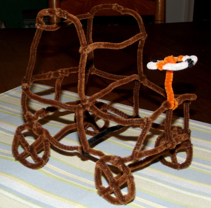 Galimoto a homemade toy from