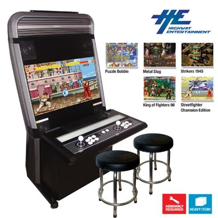 Arcade Cabinet Plans 32 Lcd - WoodWorking Projects & Plans