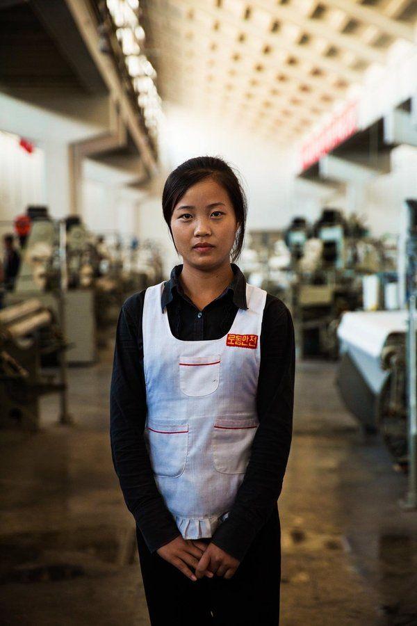 Portraits de Femmes de la Corée du Nord de Mihaela Noroc (4)
