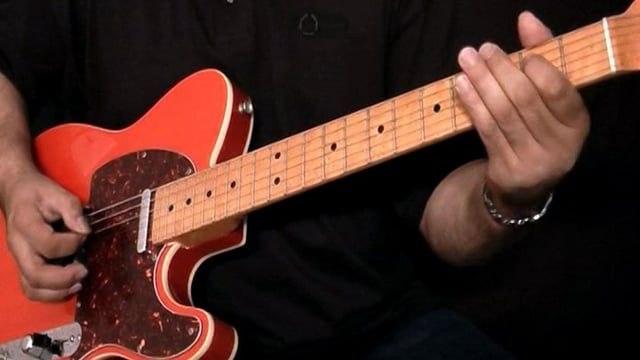 How to play 'Roadhouse Blues - The Doors'. Lesson available below!    http://www.mytwangyguitar.com/twc/videos/the-doors/