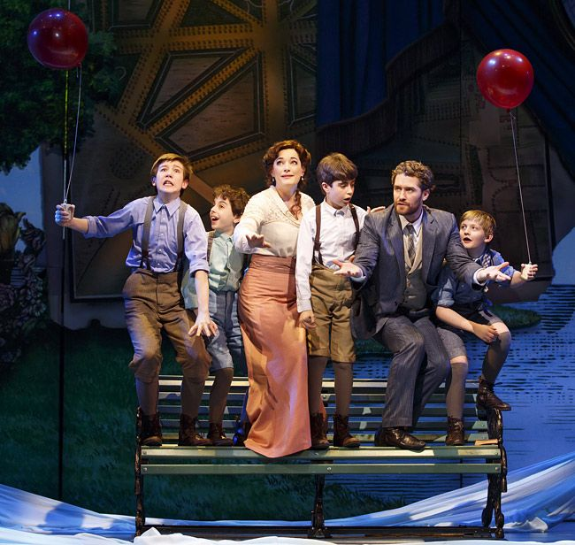 A Day in the Life of Laura Michelle Kelly of 'Finding Neverland'