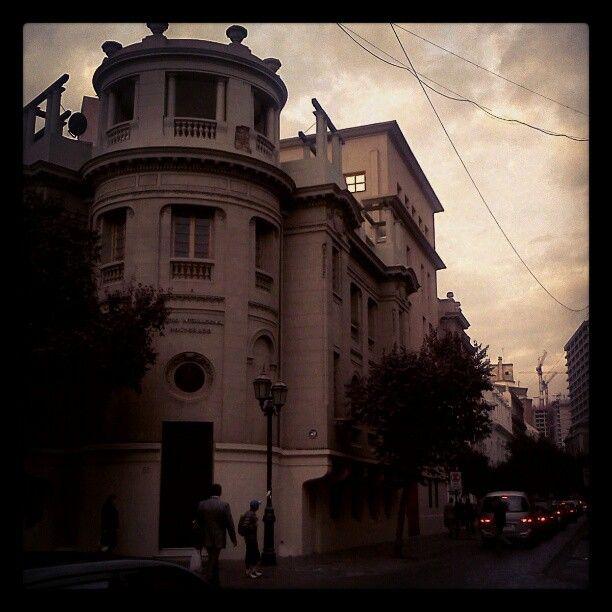 Barrio París, Santiago de Chile