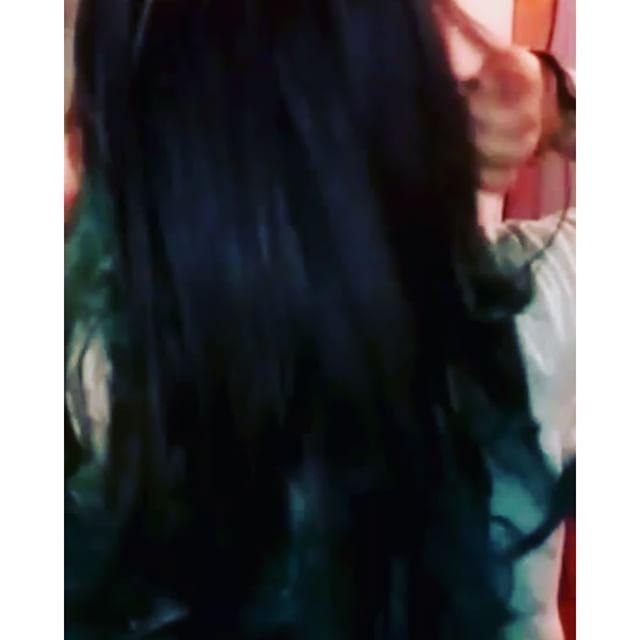 Balayage Color fantasía con Olaplex javianabeauty hair haircolor hairinstagram cabellosano