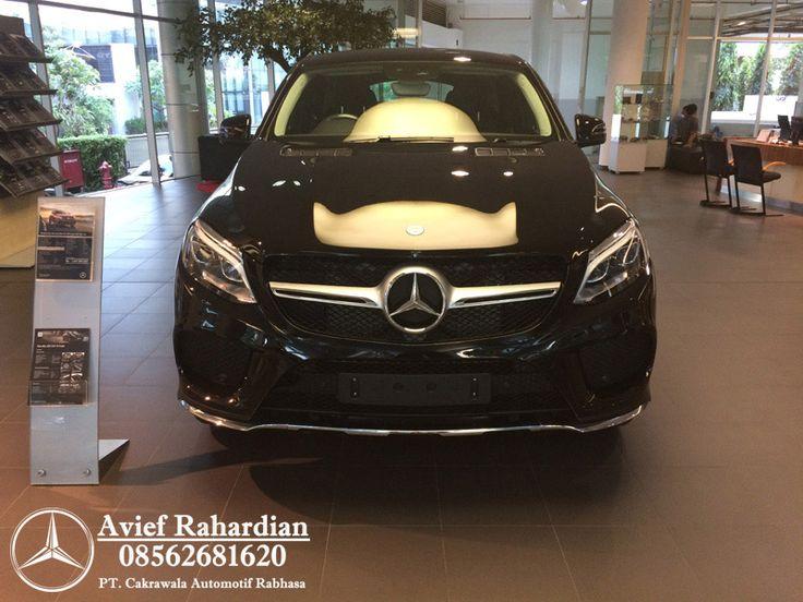 Jual New Mercedes Benz Gle 400 Amg Coupe Nik 2018 Mercedes Benz