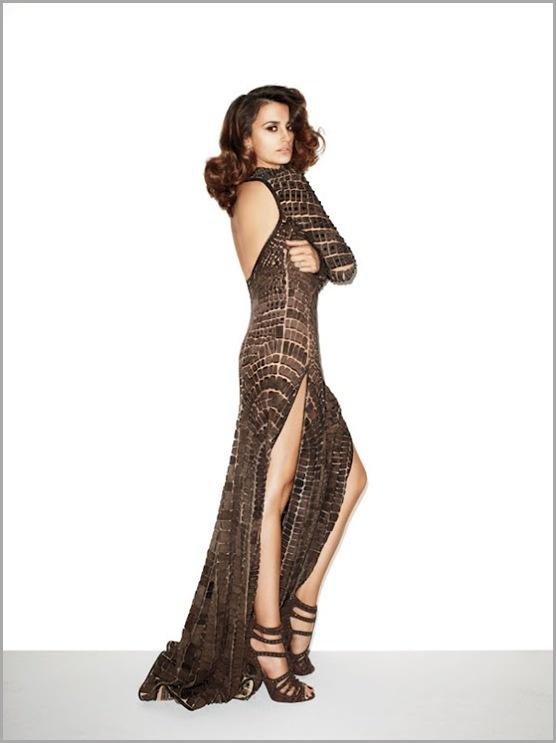 Пенелопа Крус для журнала Harper's Bazaar 05/2012