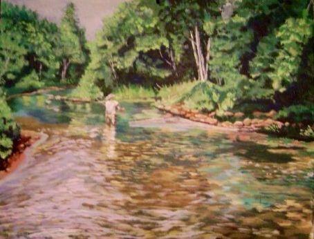Morell river