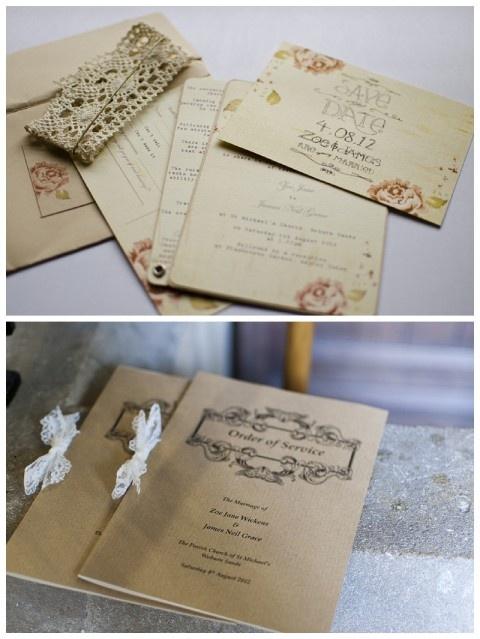 Vintage summer wedding inspiration, Nigel Edgecombe Photography, via Aphrodite's Wedding Blog