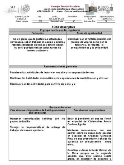 test de estilos de aprendizaje para niños de preescolar pdf