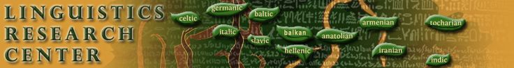 Linguistics Research Center: links to learn Old French, Old Norse, Gothic, etc. all online!