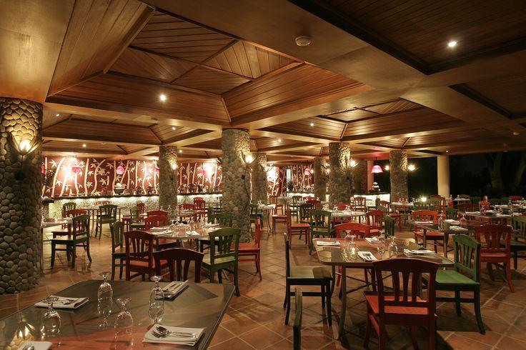 Bamboo Terrace Restaurant http://www.novushotels.com