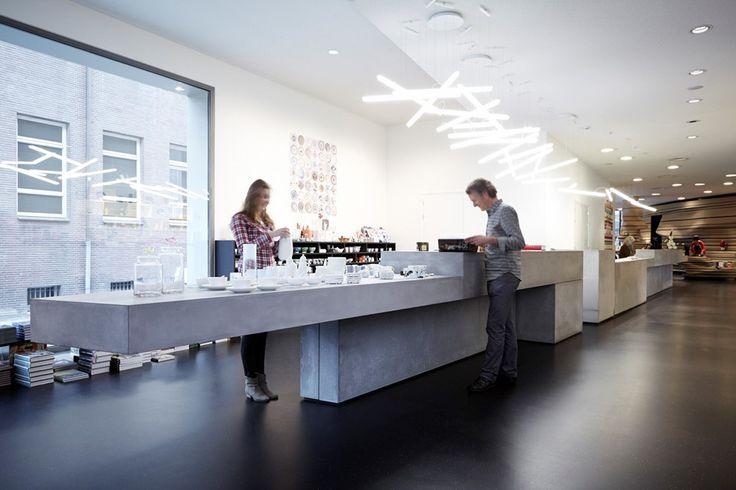 Stedelijk Museum 's-Hertogenbosch Museumwinkel - Bierman Henket Interieur