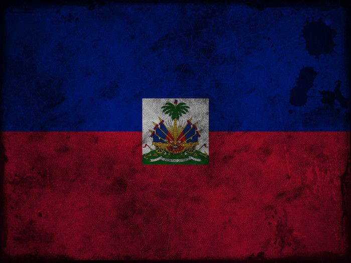 Bandera de Haití :: dexillum