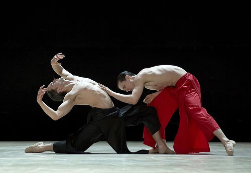 Obsidian Tear by Wayne McGregor @ Royal Opera House, 11.06.2016