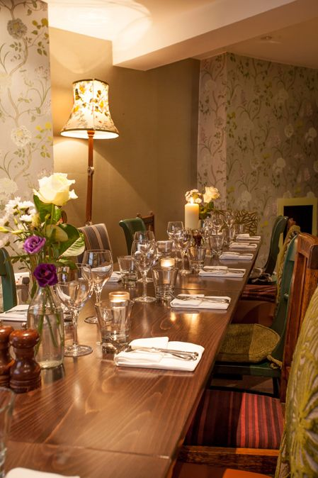 38 best images about bumpkin chelsea garden restaurant for Best private dining rooms chelsea