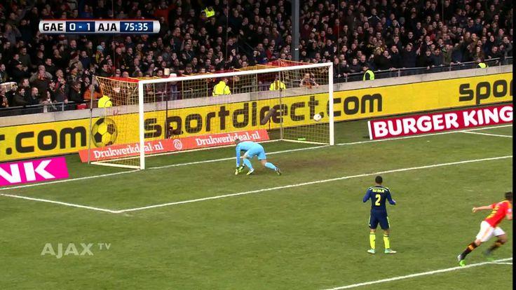 Na een reeks mindere resultaten hoopte Ajax zondag tegen Go Ahead Eagles eindelijk weer eens te winnen. De zege kwam er, zij het door een fout van een Ajacied in Deventerse dienst.