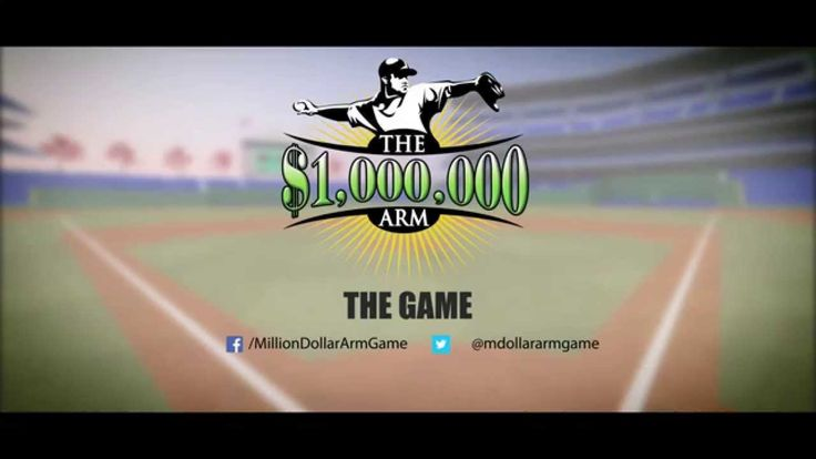 Think you have the 'Million Dollar Arm'? Aim, Pitch & Level-Up in the Official 'Million Dollar Arm Game' by 99Games & Zoom Up the Leaderboards!  Download for FREE - www.99games.in/milliondollararmgame