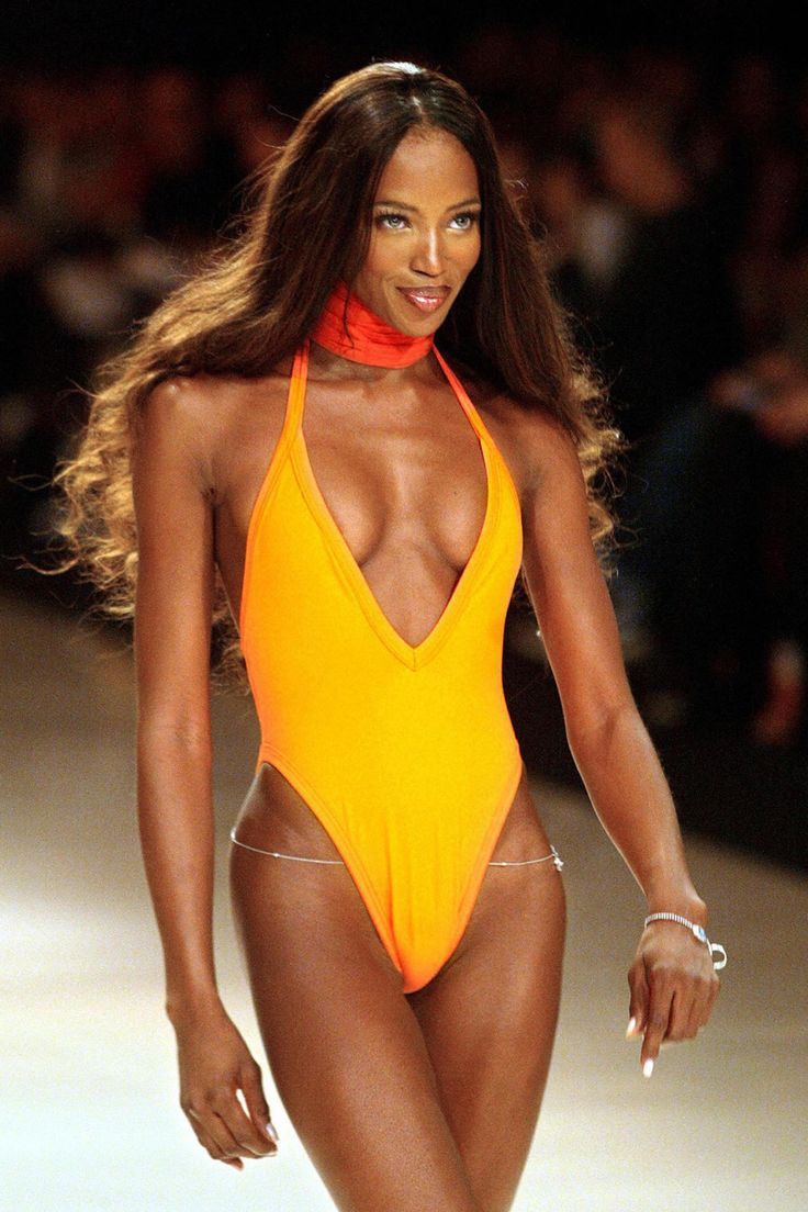 Catwalk Queen: Naomi Campbell's Runway Evolution   - HarpersBAZAAR.com