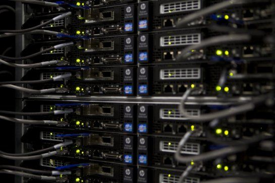 Fuel Fix » BP opens Houston home for massive supercomputer