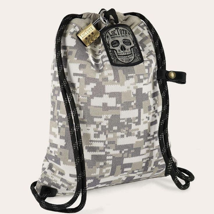 Flak Sack COALITION 18 in. Camo Backpack with Theft Proof Features
