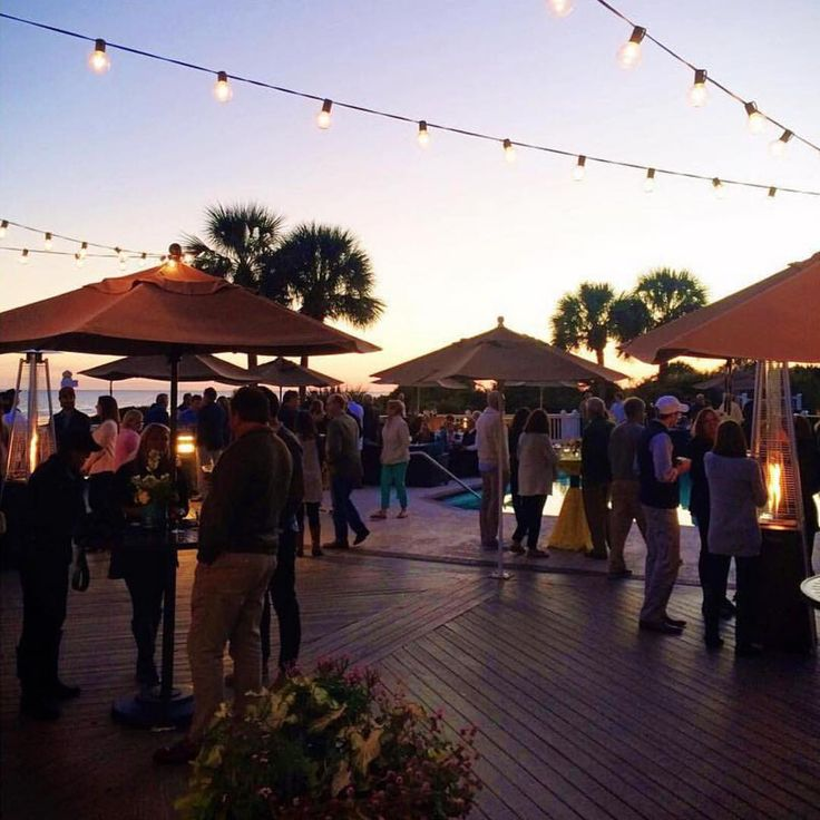Tale of a Fish Charleston, SC Culinary Event at Wild Dunes Resort's Grand Pavilion #meetinthewild