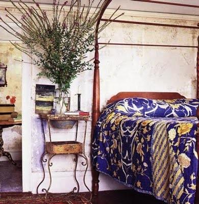 Sari Bedspread