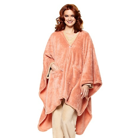 Concierge Collection Soft And Cozy Angel Wrap Angel Wrap