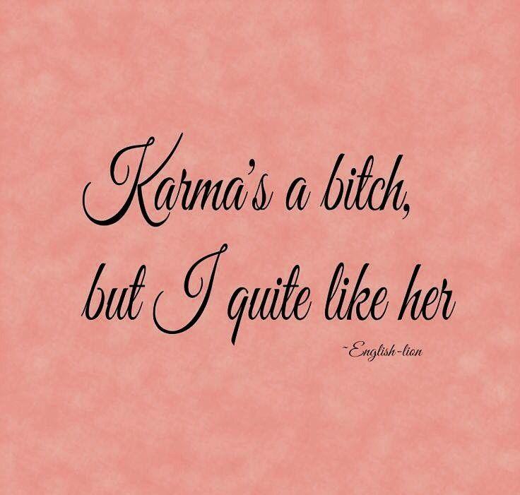 25+ Beste Ideeën Over Karma Citaten Op Pinterest