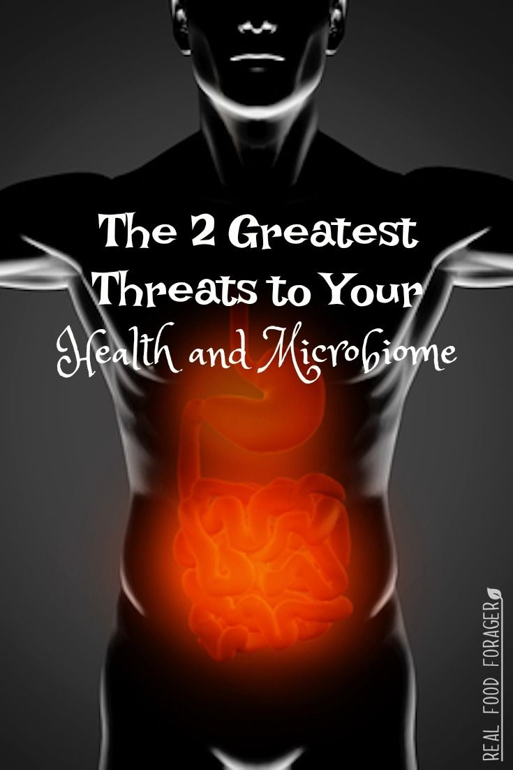 The 2 Greatest Threats to Your Health and Microbiome. Find out about what is happening to our food supply.