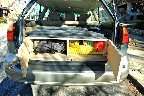 Sleeping Platform - Subaru Outback - Subaru Outback Forums