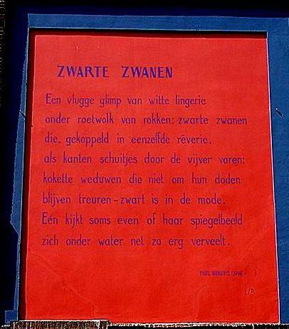 """Wetenschap Kunst Politiek » Blog Archive Nassim Nicholas Taleb """"De zwarte zwaan"""" - Wetenschap Kunst Politiek"""