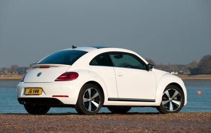 Beetle....time to start the test driving! :)