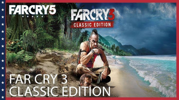 Se anuncia Far Cry 3: Classic Edition para PS4 y Xbox One. Gratis en el Season Pass de Far Cry 5 #FarCry #Ubisoft #SeasonPass http://www.degeneracionx.com/2018/02/se-anuncia-far-cry-3-classic-edition-ps4-xbox-one-gratis-en-season-pass-far-cry-5/