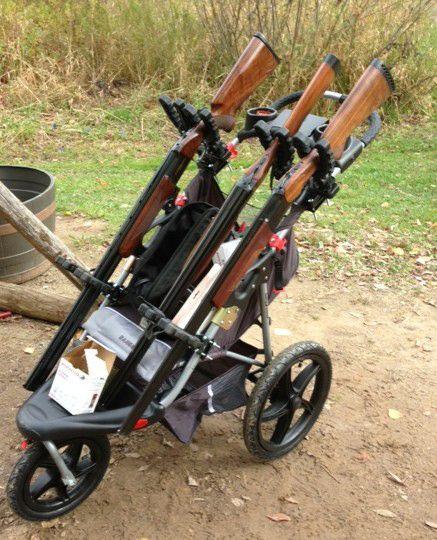 Do It You Gun Cart Gear It Pinterest Guns Golf And