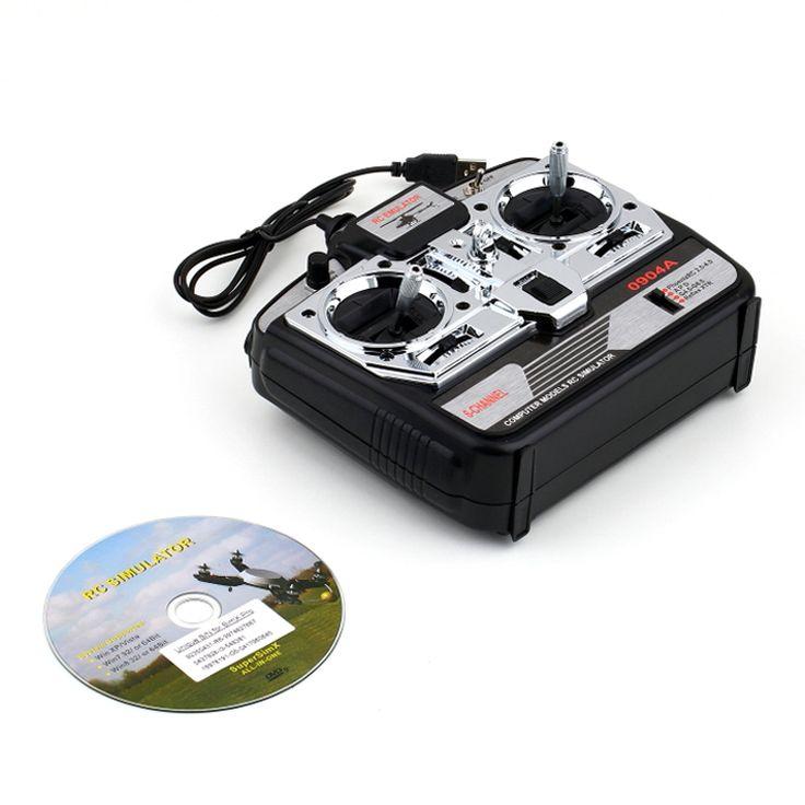 OCDAY 6CH XTR RC Flight remote control simulator