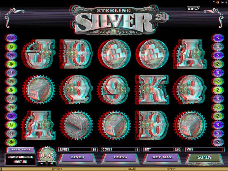 Good Neu online kostenlos Spielautomat Sterling Silver D http freeslots