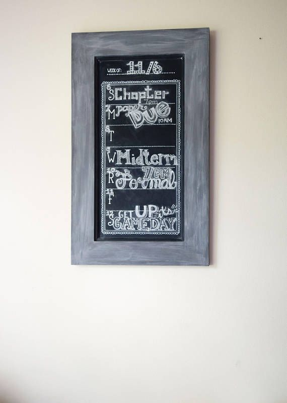 Best 25+ Framed chalkboard walls ideas on Pinterest ...
