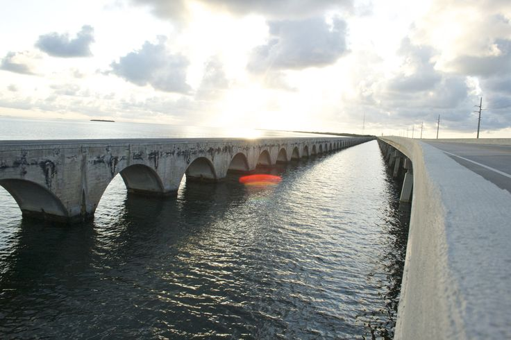 Fish off the old bridge - When you visit the Big Pine Key Fishing Lodge