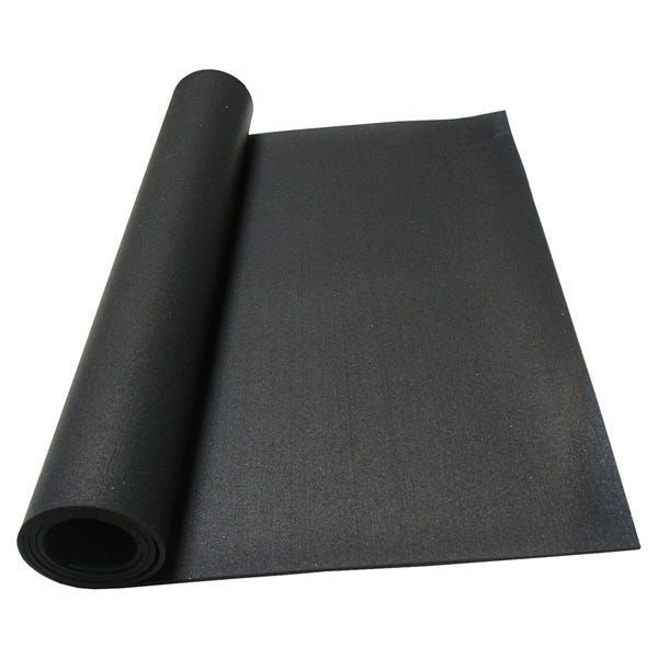 Rubber Cal S Elephant Bark Is A Recycled Rubberized Flooring Product Is Sold Here Is A 1 4 Inch Thick In 2020 Rubber Flooring Rolled Rubber Flooring Recycled Rubber