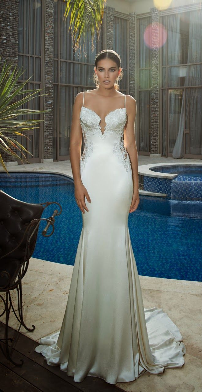 Galia Lahav 2014: The Empress Deck Bridal Collection - Part II - Belle the Magazine . The Wedding Blog For The Sophisticated Bride