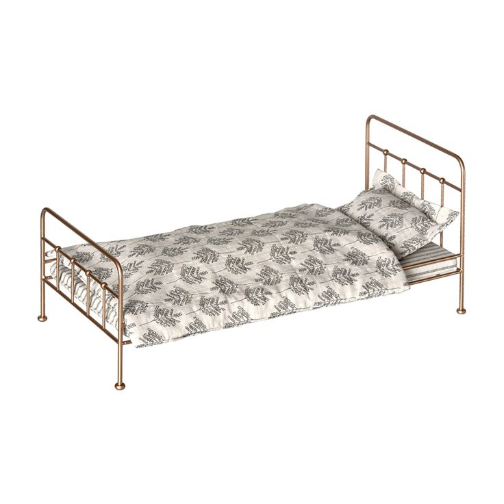 Balders Hage - Säng Vintage Guld Medium