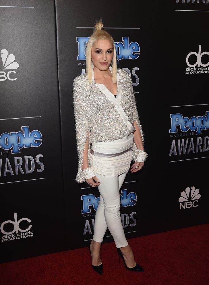 Pin for Later: Die Stars zeigten Individualität bei den People Magazine Awards Gwen Stefani in Alexandre Vauthier