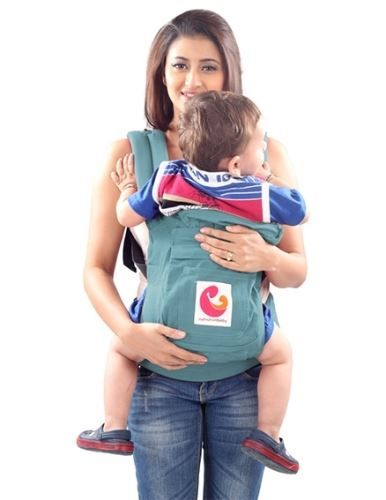Nahshon 3 Way Baby Carrier Ball - Blue - Review By Prashant Gupta on http://www.firstcry.com/ This is a copy of the popular Ergo baby carrier It is better than the other carrier as it it is more comfortable for both baby and parent However i returned it as the straps were bit small for my 15 month baby I bought ergo baby after returning this My advice is to buy this on instead of other carriers otherwise ergo baby Baby Bjorn Beco etc are best...