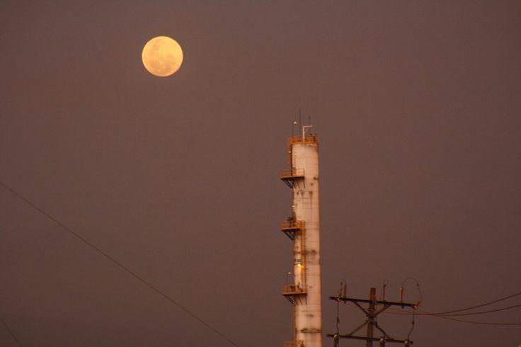 Luna lunera  14 abril !
