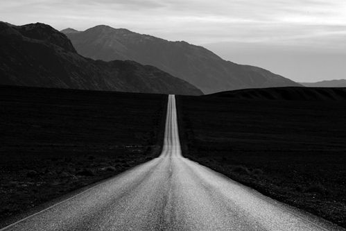 The road to nowhere is fabulous.Photographers, Photos, Death Valley, The Roads, Cole Thompson, Fine Art Photography, Black White, Open Roads, Roads Trips