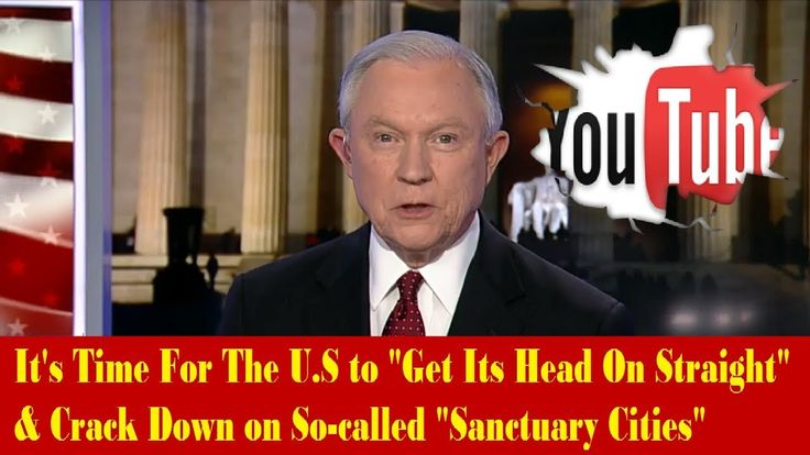 AG Jeff Sessions: Trump, DOJ Doing Everything Possible to Reverse Sanctu...