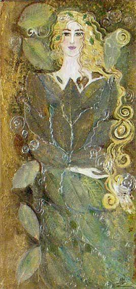Anne-Marie Zylberman  Fairy Leaves  Thanks, B.