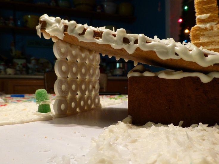 97 best Gingerbread House Modern images on Pinterest | Christmas ...