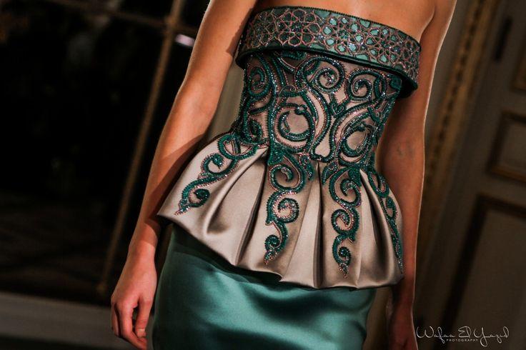 Rami Al Ali - Paris Fashion week - Photo par Wafaa El Yazid                                                                                                                                                                                 Plus