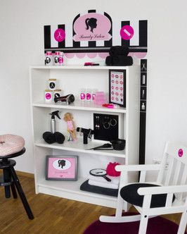 ikea hack billy regal a collection of ideas to try. Black Bedroom Furniture Sets. Home Design Ideas
